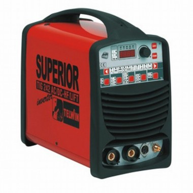Aparat de sudura SUPERIOR TIG 322 AC/DC HF/LIFT with acc