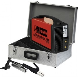 Aparat de sudura TECNICA TIG 160 DC-HF/LIFT +TIG KIT+ALU CARRY CASE