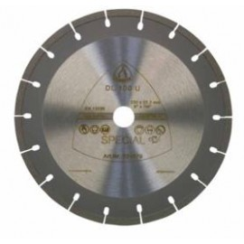Disc diamantat Profesional Materiale constructii 125