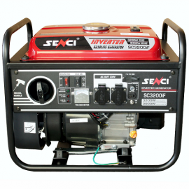 Generator de curent digital tip invertor 3,2 kw SC 3200IFE