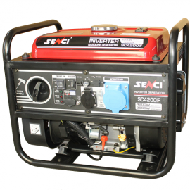 Generator de curent digital tip invertor 4,2 kw SC 4200IF